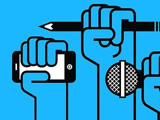 Kiosztották a Minőségi Újságírás Díjat - lapunk munkatársa is kiemelt lett