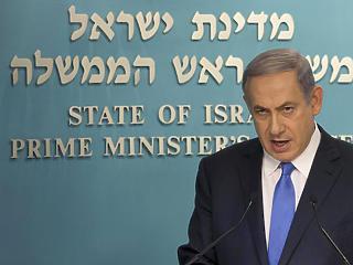 Nagyon durva dolgot vágtak az izraeli miniszterelnök fejéhez