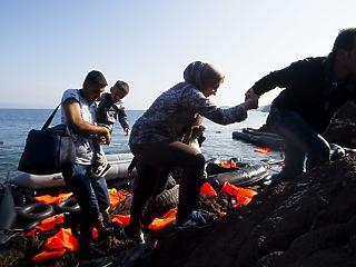 Erdogan megint menekültekkel fenyegeti Európát
