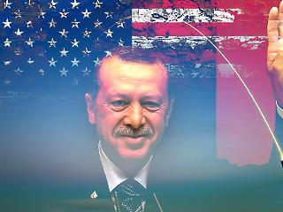 Erdogan kiakadt: hazudnak az amerikaiak?