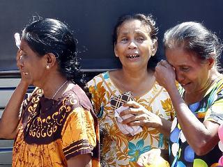 Külföldi terroristák állhatnak a Srí Lanka-i tömegmészárlás mögött