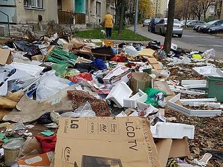 Jön az őrület: indul a lomtalanítás Budapesten