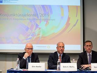 Új elnöke van a Német-Magyar Ipari és Kereskedelmi Kamarának