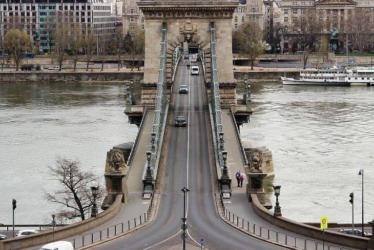 Megint eltűntek a külföldi turisták (Fotó: Wéber Balázs)