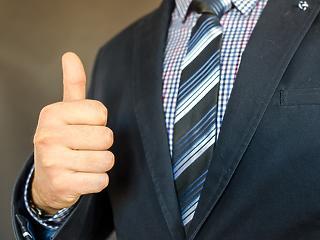 Kitört az optimizmus a hazai kkv-k körében
