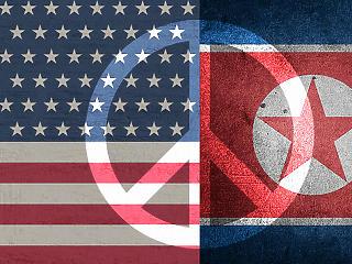 Fellélegezhet a világ: véget ér az észak-koreai atomfenyegetés?