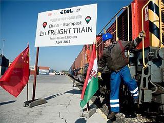 Budapest-Belgrád vasútvonal: új aknák az Új Selyemúton