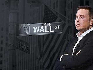 Tényleg elgurult Elon Musk gyógyszere, vagy csak megviselte a tőzsde, mint Norbit?