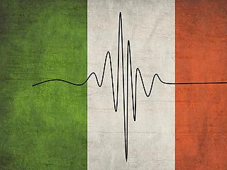 Újabb földrengés rázta meg Olaszországot
