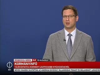 Itt nézhető élőben a Kormányinfó és az operatív törzs sajtótájékoztatója-20200430