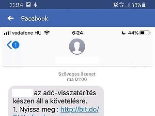Itt a legújabb átverés: SMS-ben húznak le a csalók