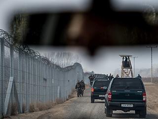Húsvétkor is rengeteg a határsértő – ennyien próbáltak bejutni