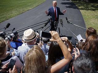 Balul sült el Trump blöffje - Kína a legrosszabb forgatókönyvre készül