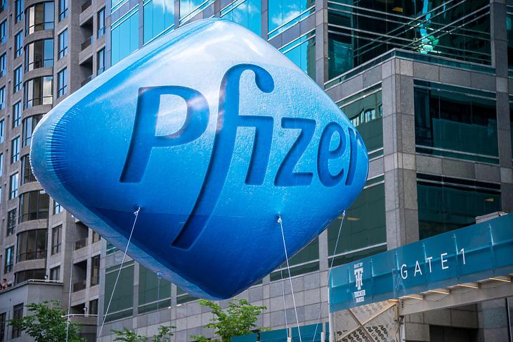 A Pfizer lehet nálunk is a nyerő. Fotó: Depositphotos