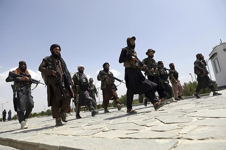 Benne van a pakliban egy újabb USA-tálib együttműködés - az Iszlám Állam ellen