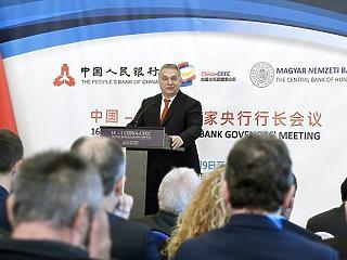 Orbán megjósolta a következő világválságot - már Eurázsiát építjük