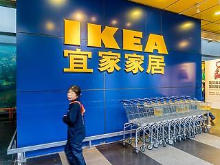 Az összes IKEA-t bezárják Kínában a koronavírus miatt