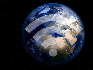 Zöld utat kap Musk újabb őrült ötlete: jöhet az űrWifi?
