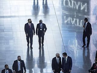 A múlt pénteki témákat vette elő Orbán Viktor a NATO-csúcson