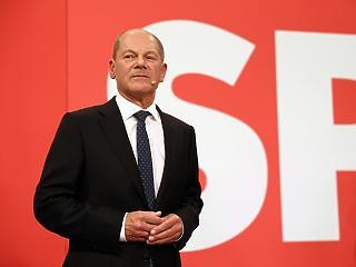 Közelebb araszolt a kancellársághoz Olaf Scholz