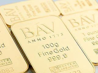 Habzsolták az aranyat a magyarok tavaly