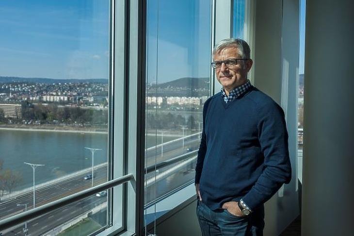 A Magyar Bankszövetség új elnöke, Jelasity Radován, az Erste Bank elnök-vezérigazgatója