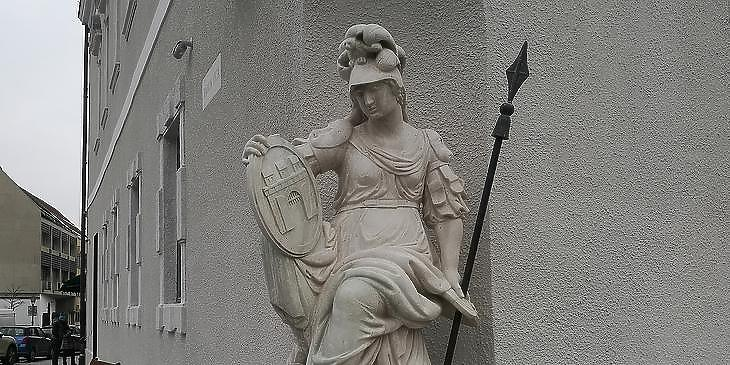 Pallas Athéné