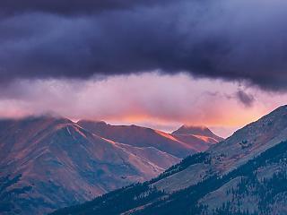 Műanyagos eső esett a Sziklás-hegységben