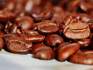 Most épp a kávé ára készül elszállni
