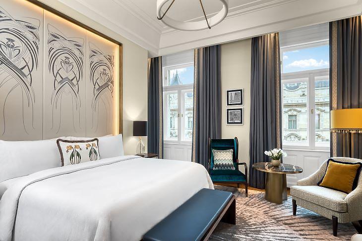 Nagyon kevés a külföldi Budapesten, hiába nyílt új luxushotel (fotó: Özyer Group)