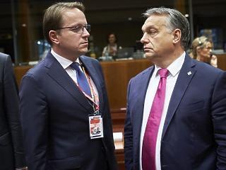Megizzaszthatják holnap Orbán Viktor bizalmasát Brüsszelben