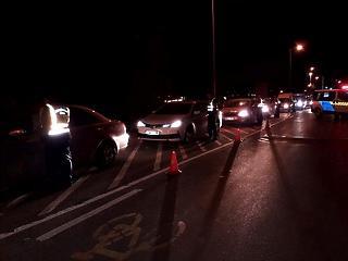 Razziát tartott a rendőrség: ennyi ittas vezetőt fogtak el