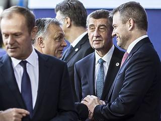 A nap képe: mutatjuk, kikkel bratyizott Orbán Viktor Brüsszelben