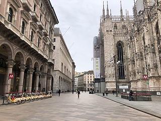 A koronavírus és az olasz dráma – infarktus fenyeget