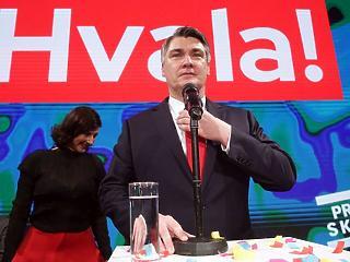 Zajos együttélés várható a horvátoknál, Milanović és Plenković aligha fekszik össze