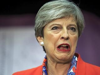 Theresa May lehazudta a csillagokat az égről?