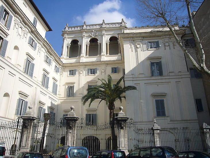 Több mint százéves múltra tekint vissza a Római Magyar Akadémia. Fotó: wikipédia