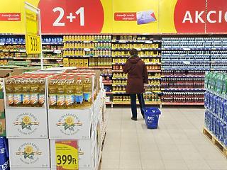 Eltűntek a vásárlók a boltokból? Meglepően rossz lett a kiskereskedelmi forgalom
