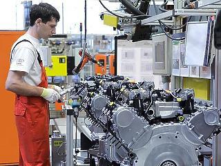 Újraindították a termelést a győri Audi-gyárban