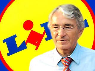A Lidl alapítója a leggazdagabb német