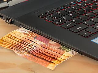 Megtorpant az internetes kereskedelem terjedése