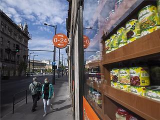 Nem dobta meg a boltok forgalmát a korlátozások eltörlése