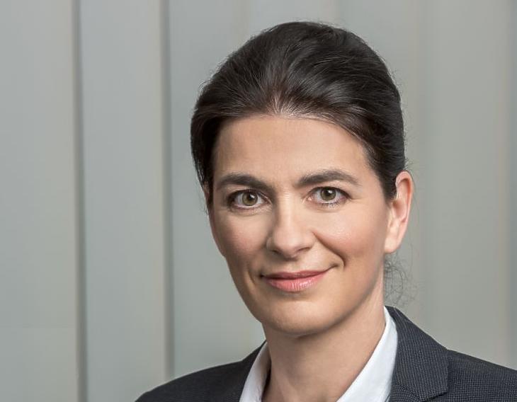 Kovács Ildikó, a Budapest Alapkezelő vezérigazgatója