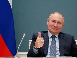 Nem sikerült megingatni Putyin hatalmát