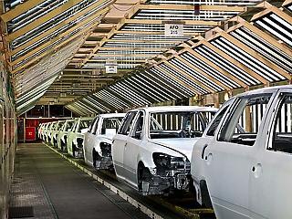 A koronavírus előtt rátaposott a gázra a magyar autógyártás