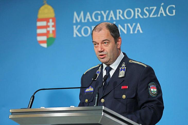 Lakatos Tibor: a kormány még az egyéni védekezésre támaszkodik (Forrás: koronairus.gov.hu)