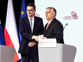 V4-es programot hirdetett Orbán Viktor