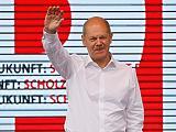 Szociáldemokrata győzelem a német választásokon