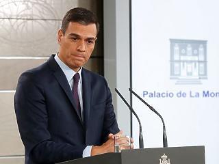 Beintettek a katalánok, új választások jönnek Spanyolországban