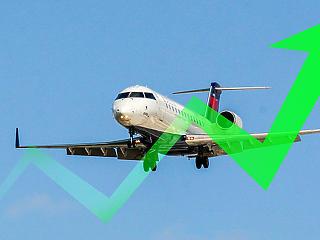 Új rekord született: egyre tömöttebbek a repülők